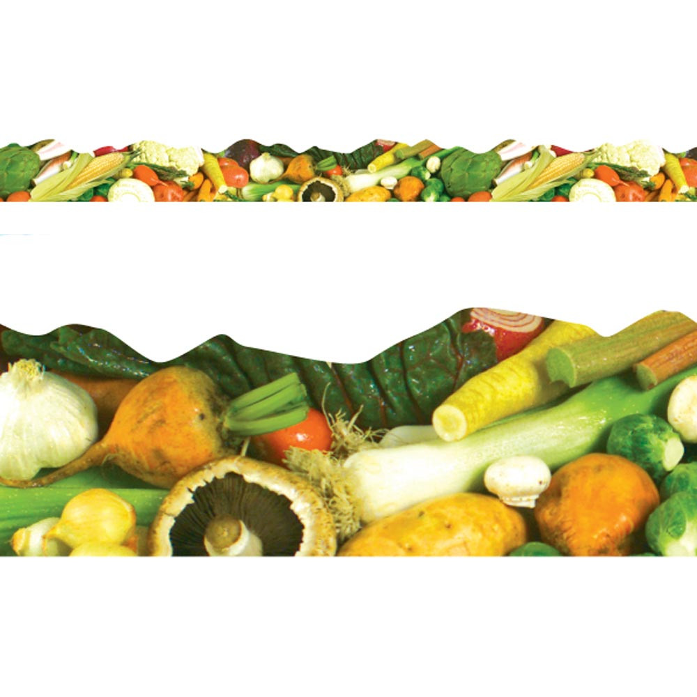 T-80027 - Trimmer Vegetable Mix Discovery in Border/trimmer