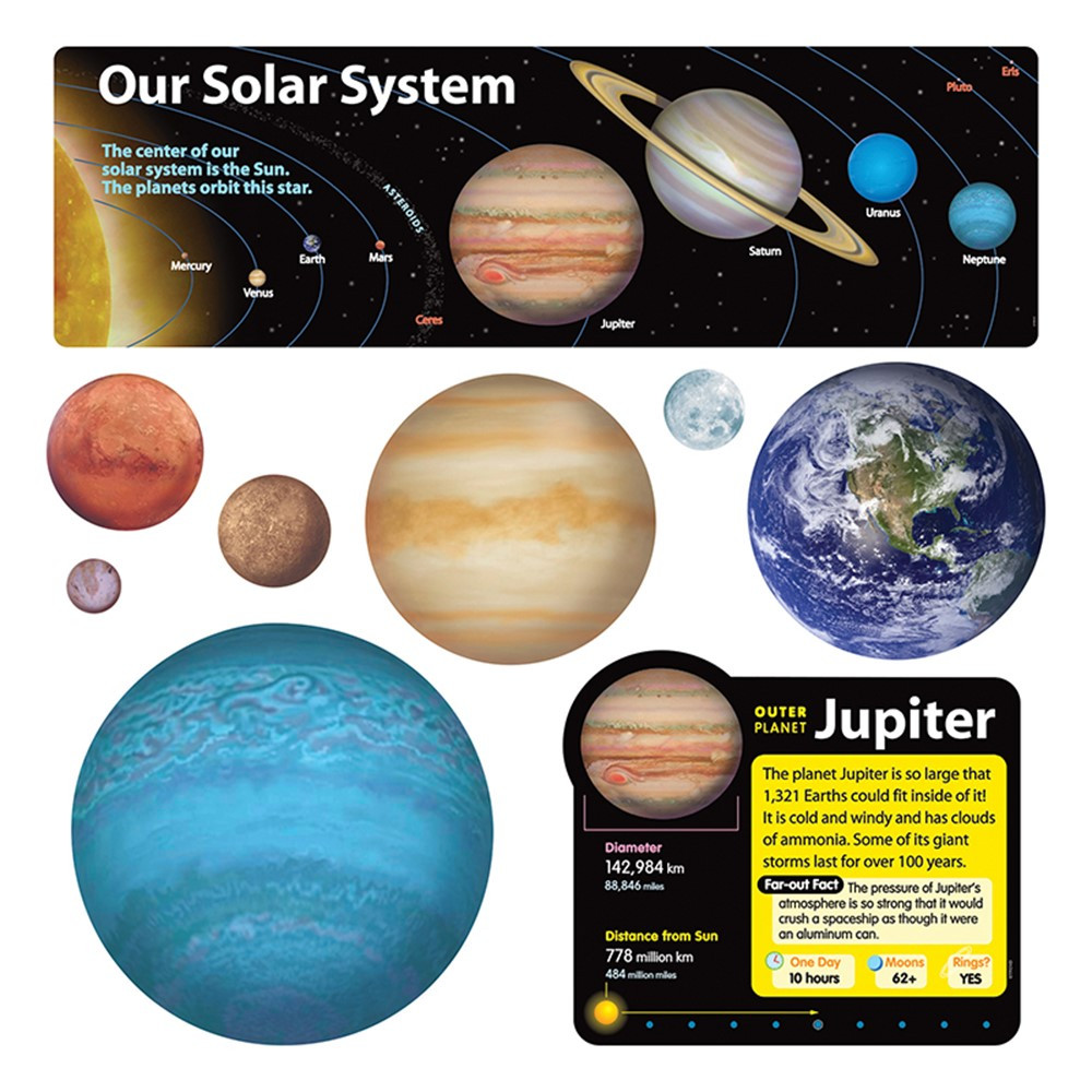T-8014 - Bb Set Solar System in Science