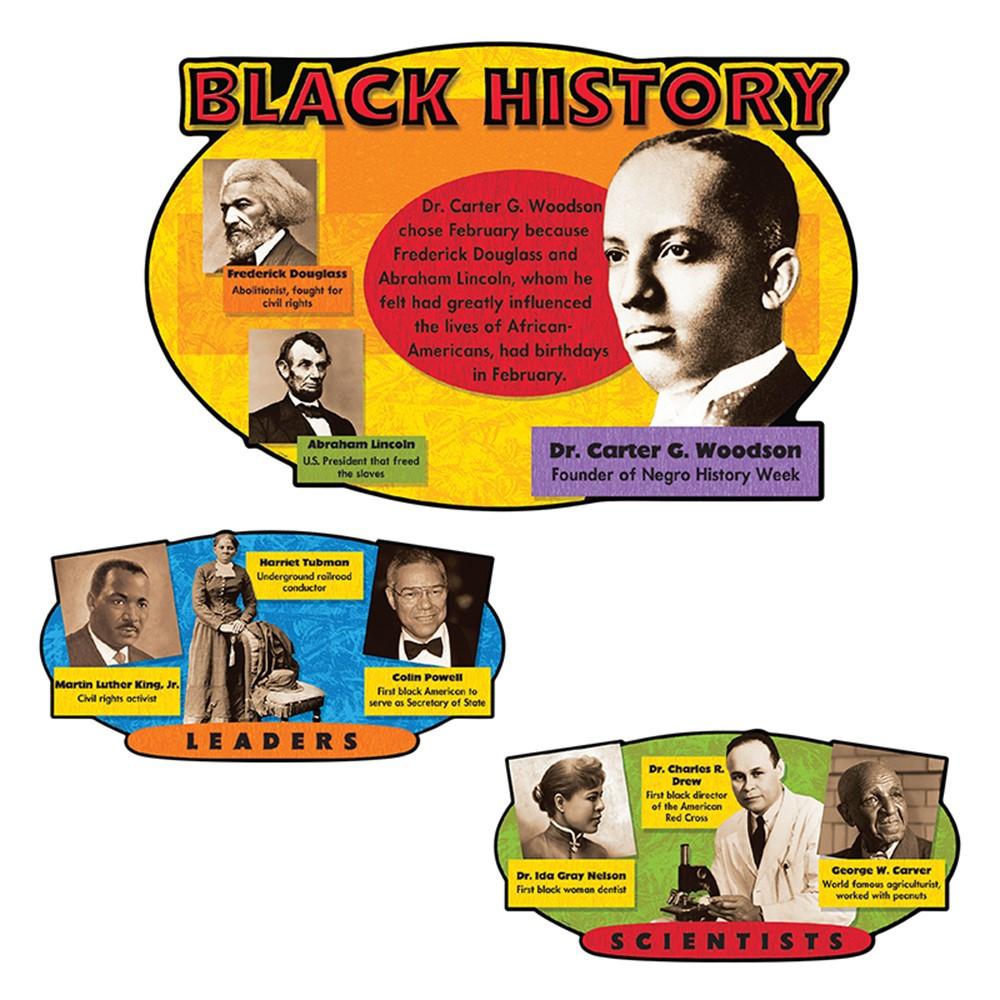 T-8095 - Bb Set Black History in Social Studies