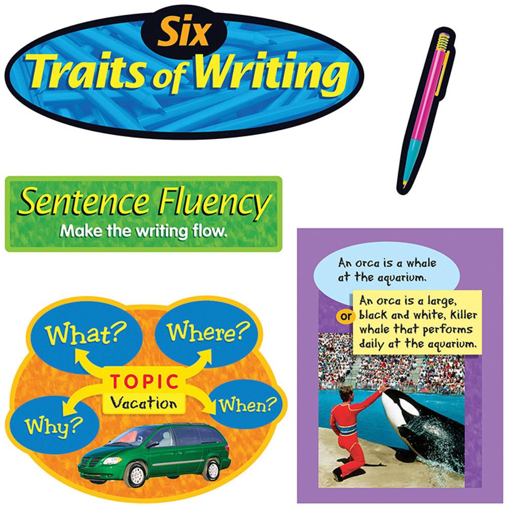 T-8139 - Six Traits Of Writing in Language Arts