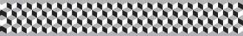 T-85082 - Bolder Borders Cube Illusion in Border/trimmer