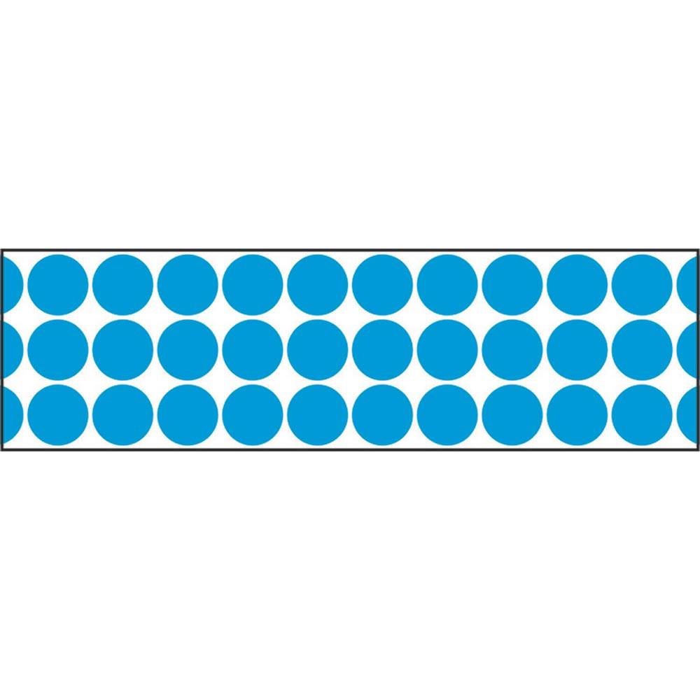 T-85187 - Big Dots Blue Bolder Borders in Border/trimmer