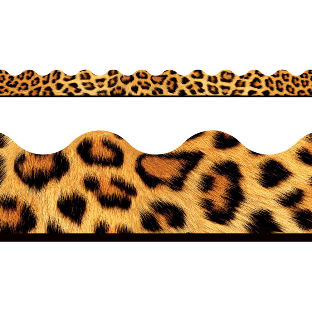 T-92163 - Leopard Terrific Trimmers in Border/trimmer