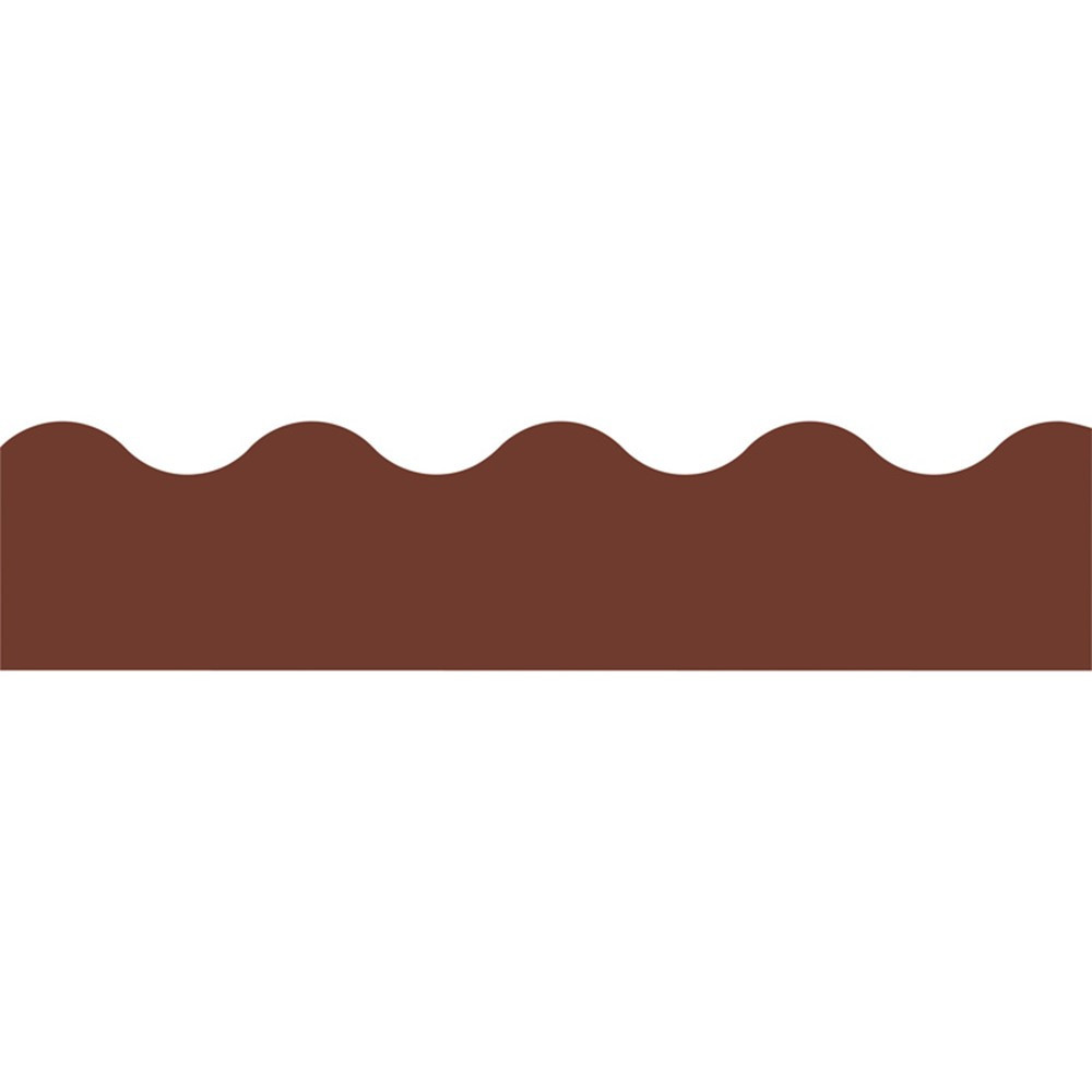 T-92351 - Chocolate Terrific Trimmer in Border/trimmer