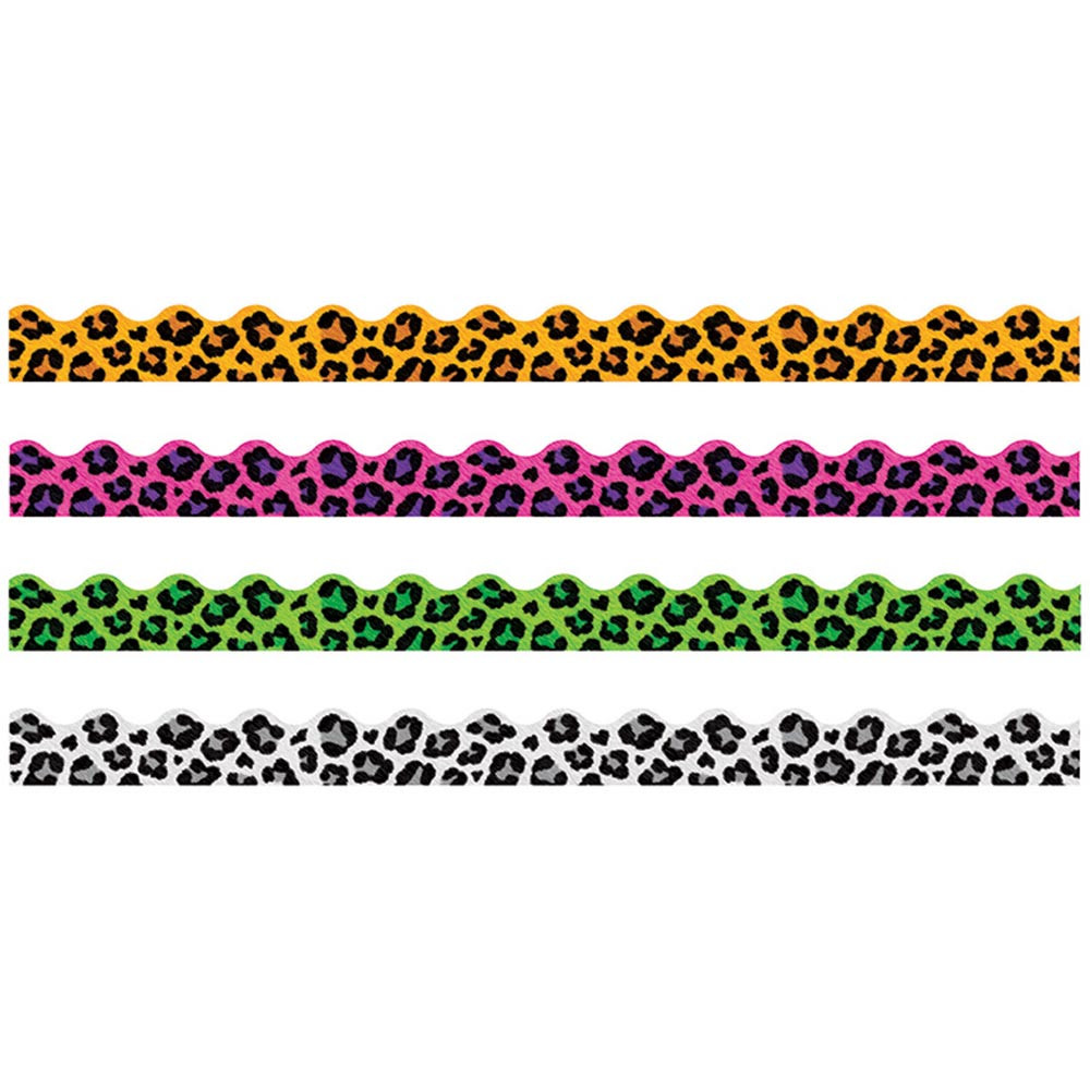 T-92928 - Leopard Spots Border Variety Pack in Border/trimmer