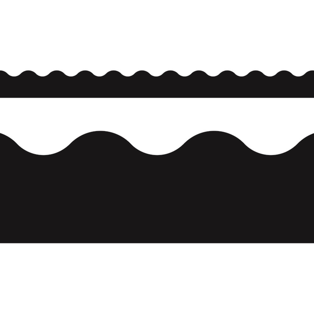 T-9872 - Trimmer Black in Border/trimmer