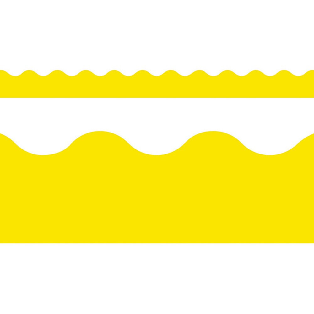 T-9876 - Trimmer Yellow in Border/trimmer