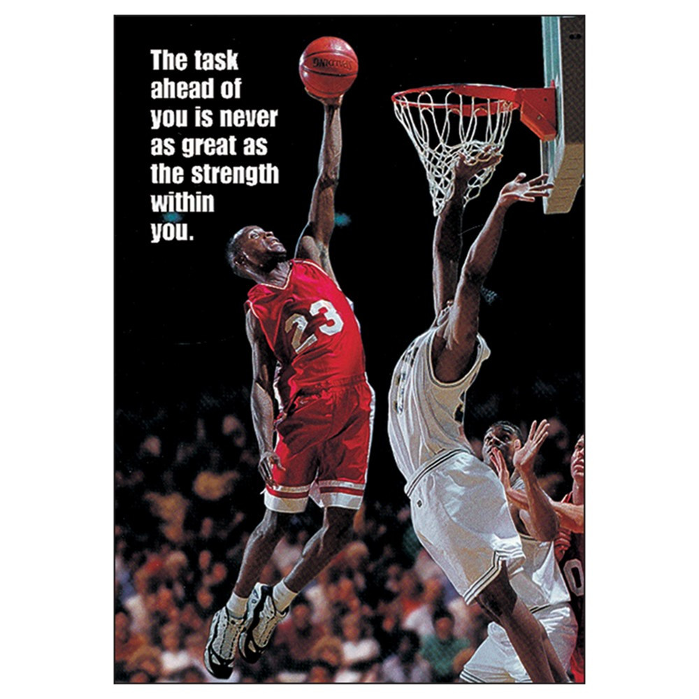 T-A63070 - Poster The Task Ahead Of You in Motivational