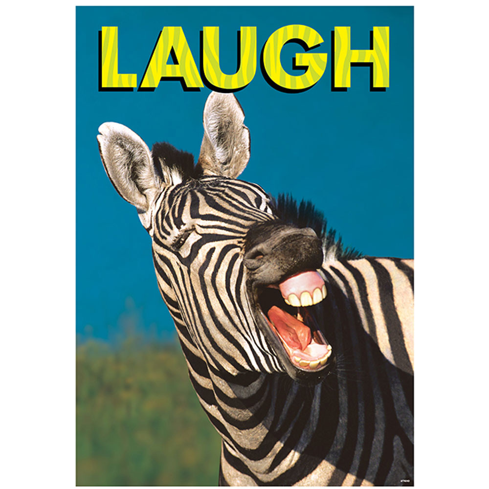 T-A67283 - Poster Laugh Argus in Motivational