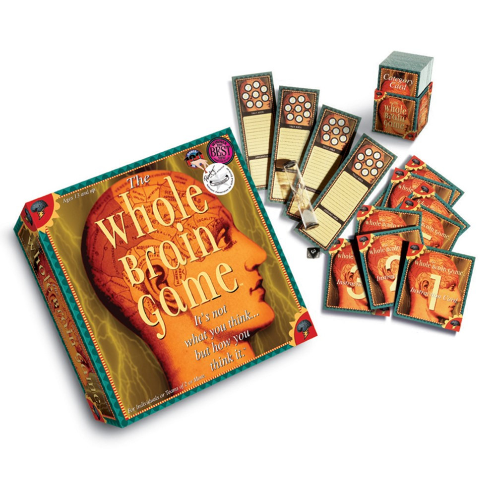 TAL5385 - The Whole Brain Game in Games