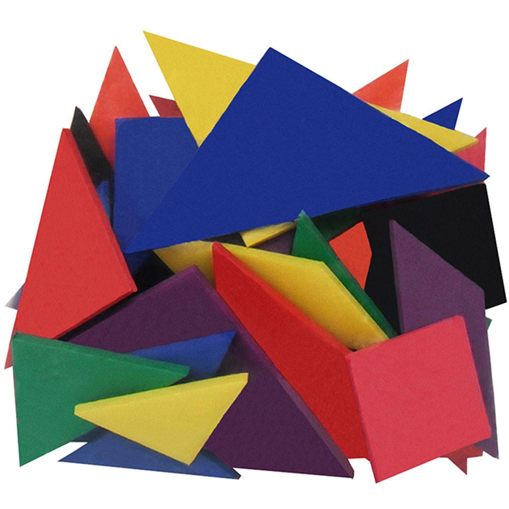 TCR20610 - Foam Tangrams in Geometry