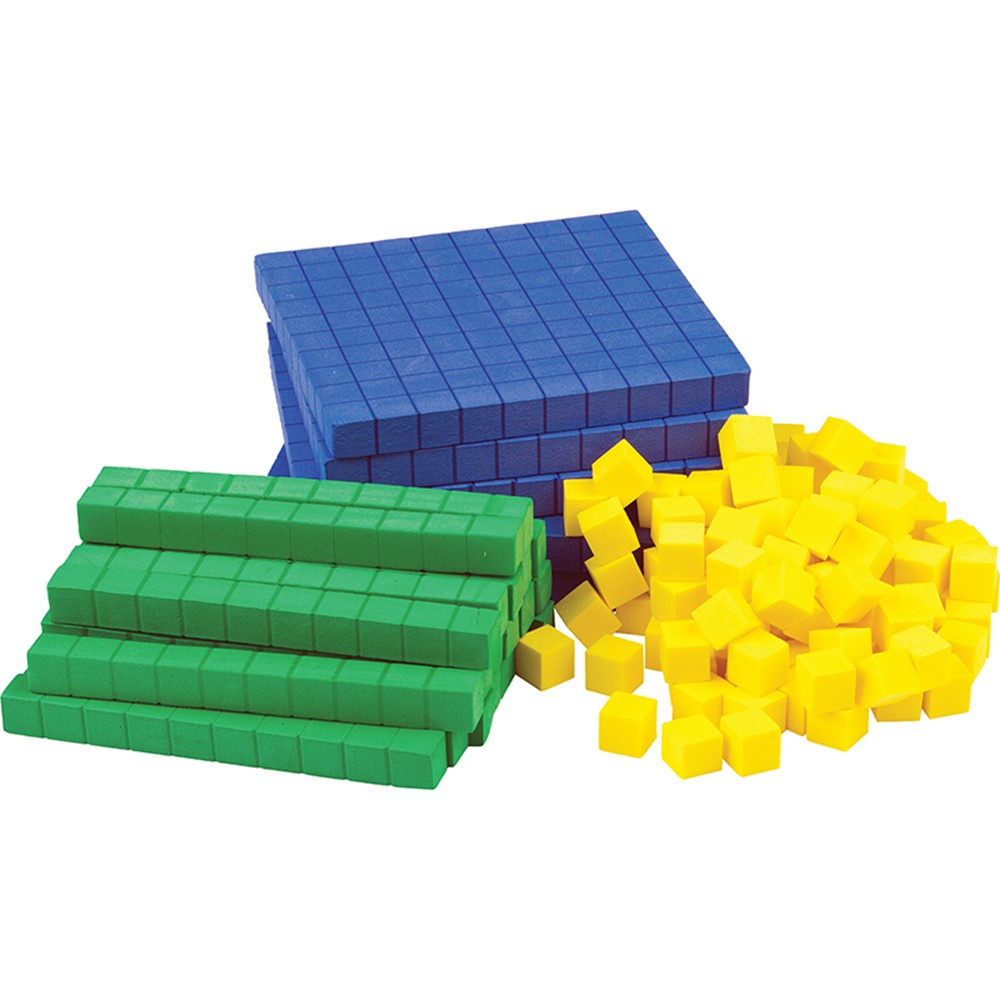 TCR20617 - Foam Base Ten Set in Base Ten