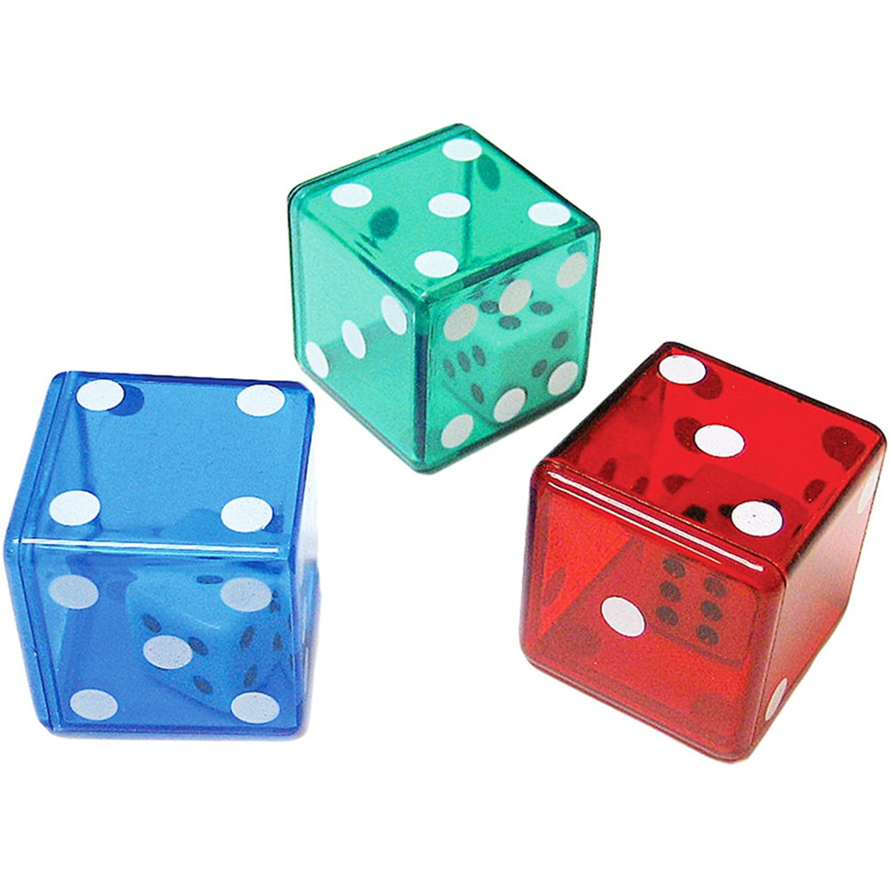 TCR20629 - Dice Within Dice in Probability