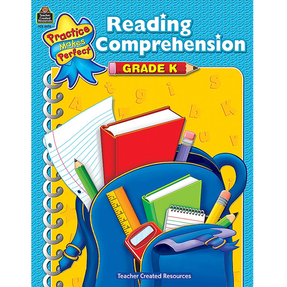 - PMP: Reading Comprehension (Gr. K) - TCR2078 Teacher Created