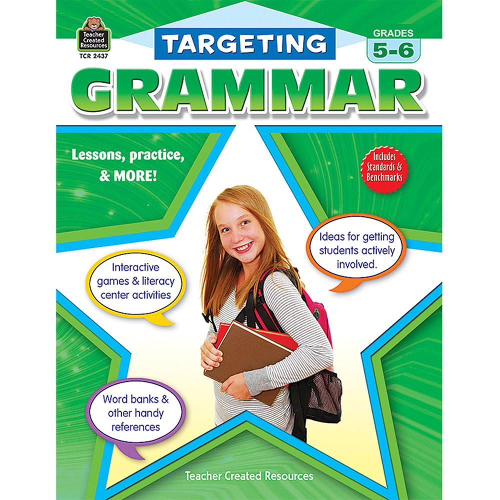 TCR2437 - Targeting Grammar Gr 5-6 in Grammar Skills