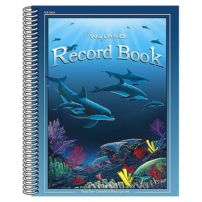 TCR3424 - Wy Record Book in Plan & Record Books