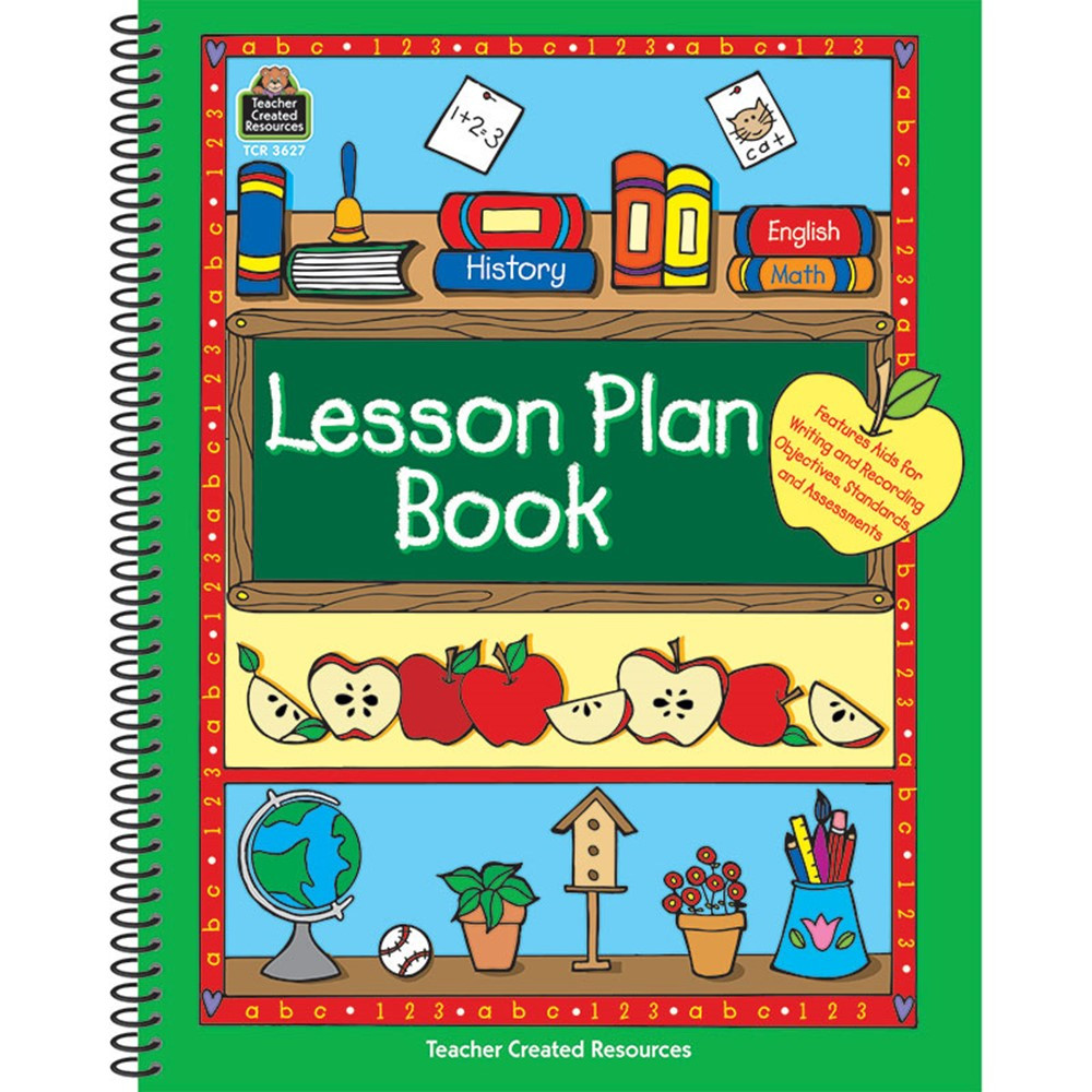 image relating to Teacher Plan Books named Lesson System Guide