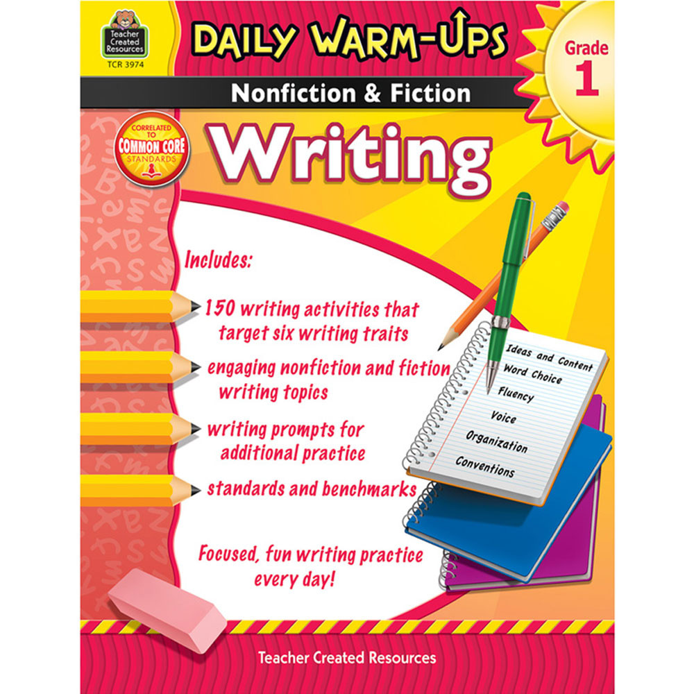warm up activities for creative writing Writing activities writing exercises you need to warm-up before you exercise, so why not warm-up before you write with some writing exercises a creative.