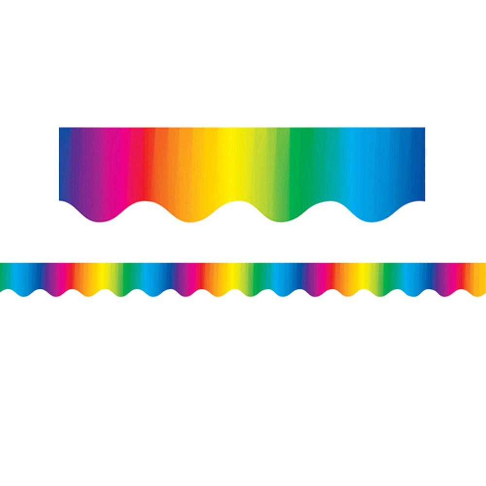 TCR4177 - Multicolor Border Trim in Border/trimmer