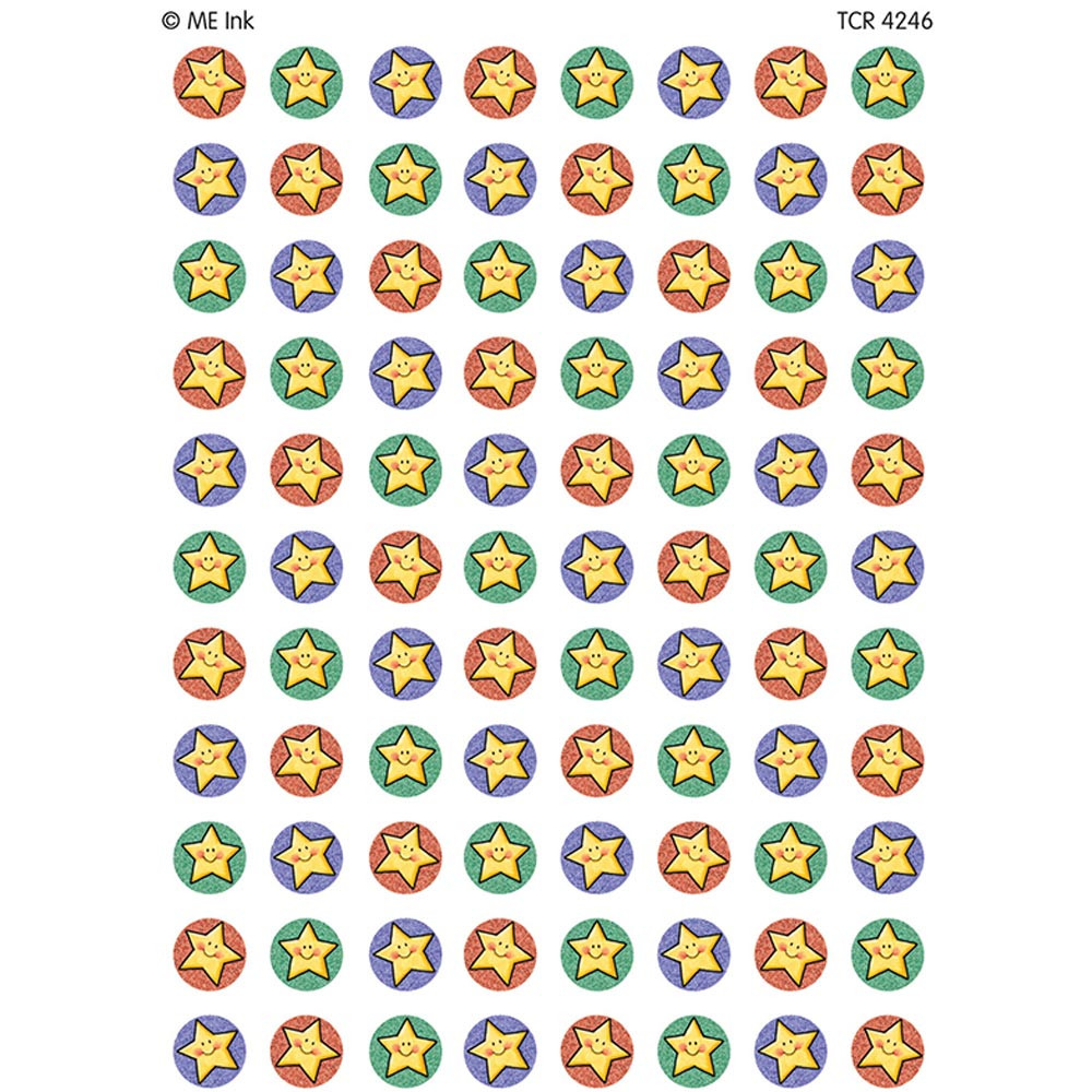 TCR4246 - Mary Engelbreit Happy Stars Mini Stickers in Stickers