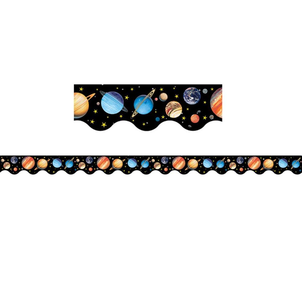 TCR4600 - Solar System Border Trim in Border/trimmer