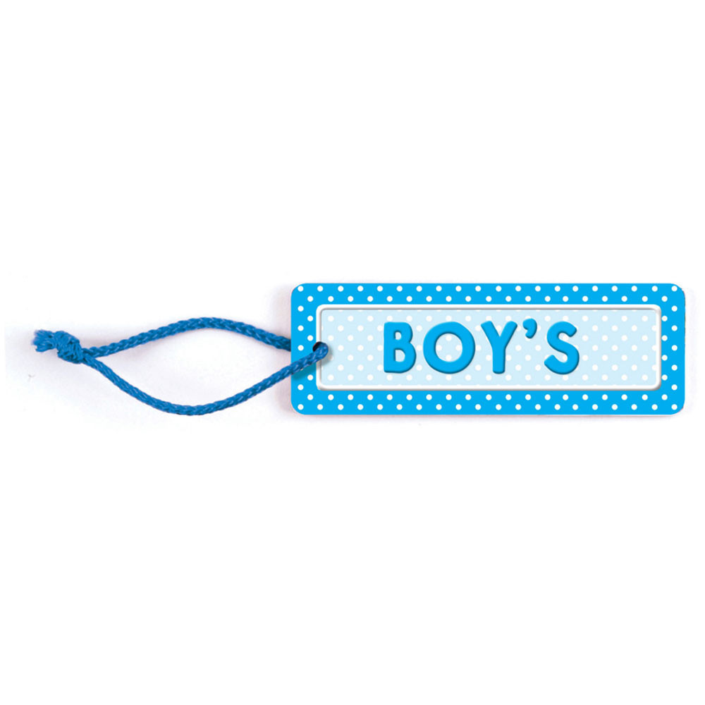 TCR4755 - Polka Dots Boys Pass in Hall Passes
