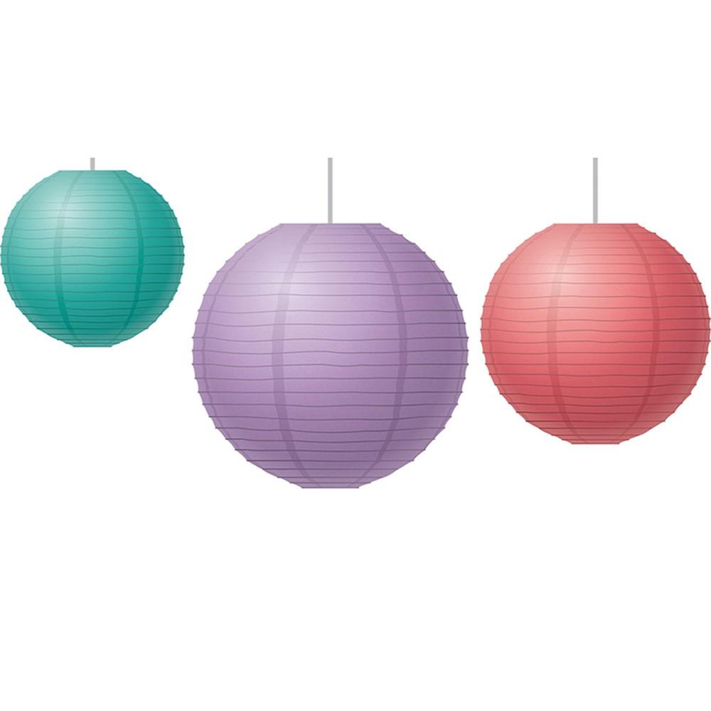 TCR77231 - Shabby Chic Paper Lanterns in Art & Craft Kits