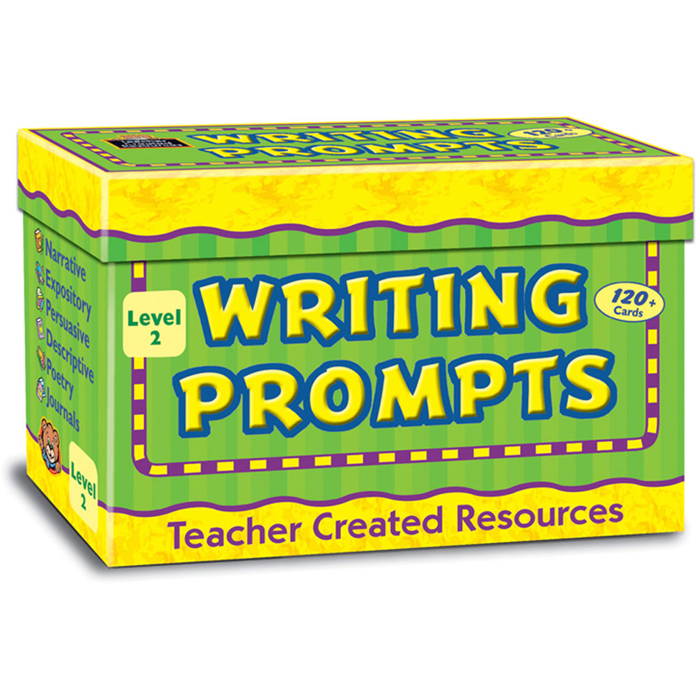 TCR9002 - Writing Prompts Gr 2 in Writing Skills