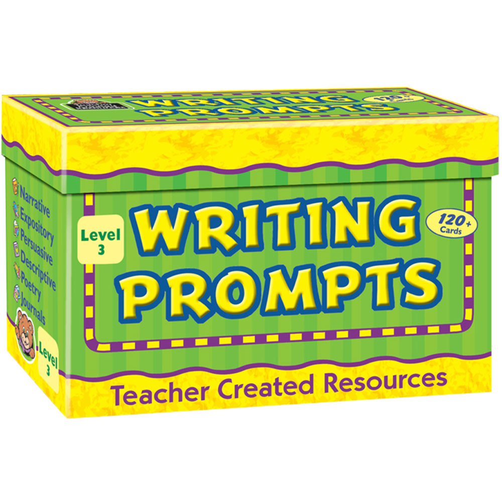 TCR9003 - Writing Prompts Gr 3 in Writing Skills