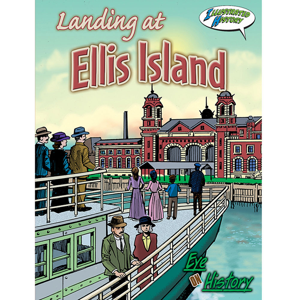 a history of ellis island By bringing us the inspiring and sometimes unsettling tales of ellis island, vincent cannato's american passage helps us in the history of ellis island.