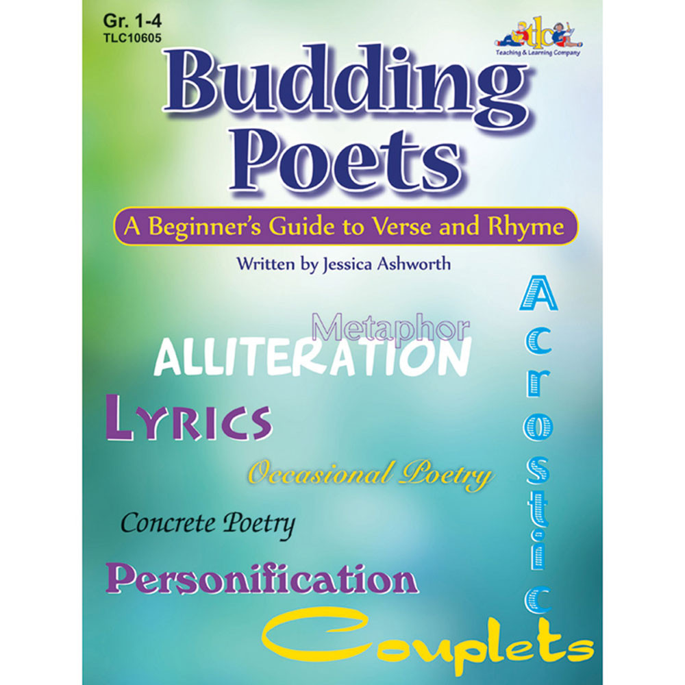 TL-10605 - Budding Poets Book in Poetry