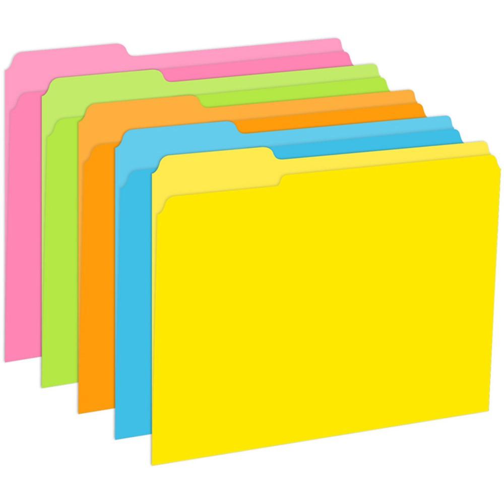 TOP335 - Game Folders Brite Colors in Folders