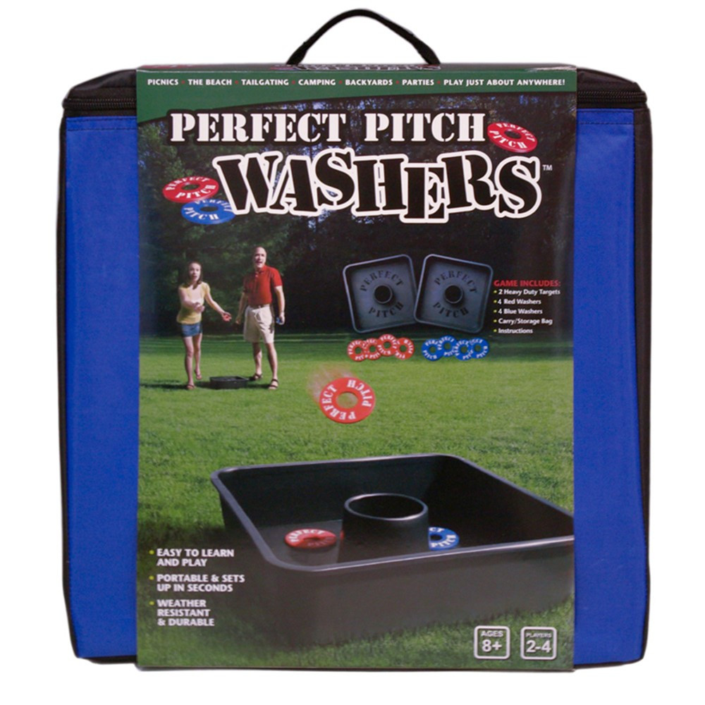 Perfect Pitch Washers - UG-53913   University Games   Games