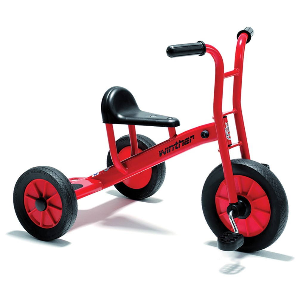 WIN451 - Tricycle Medium 13 1/4 Seat Age 3-6 in Tricycles & Ride-ons