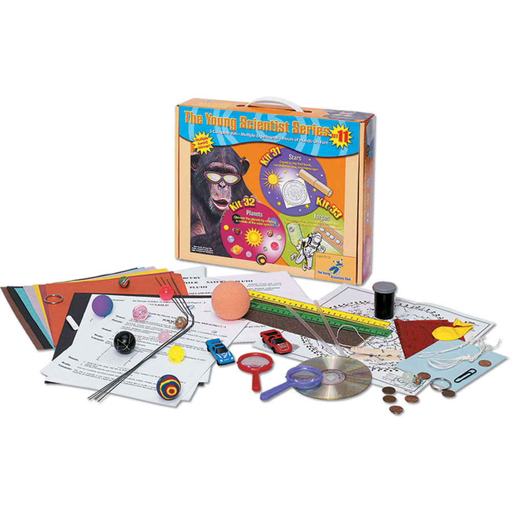 YS-WH9251111 - Stars Planets Forces The Young Scientist Science Experiment Kit in Experiments