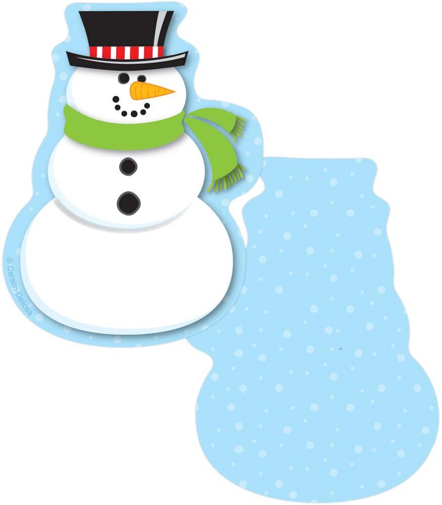 Snowmen Mini Cut-Outs