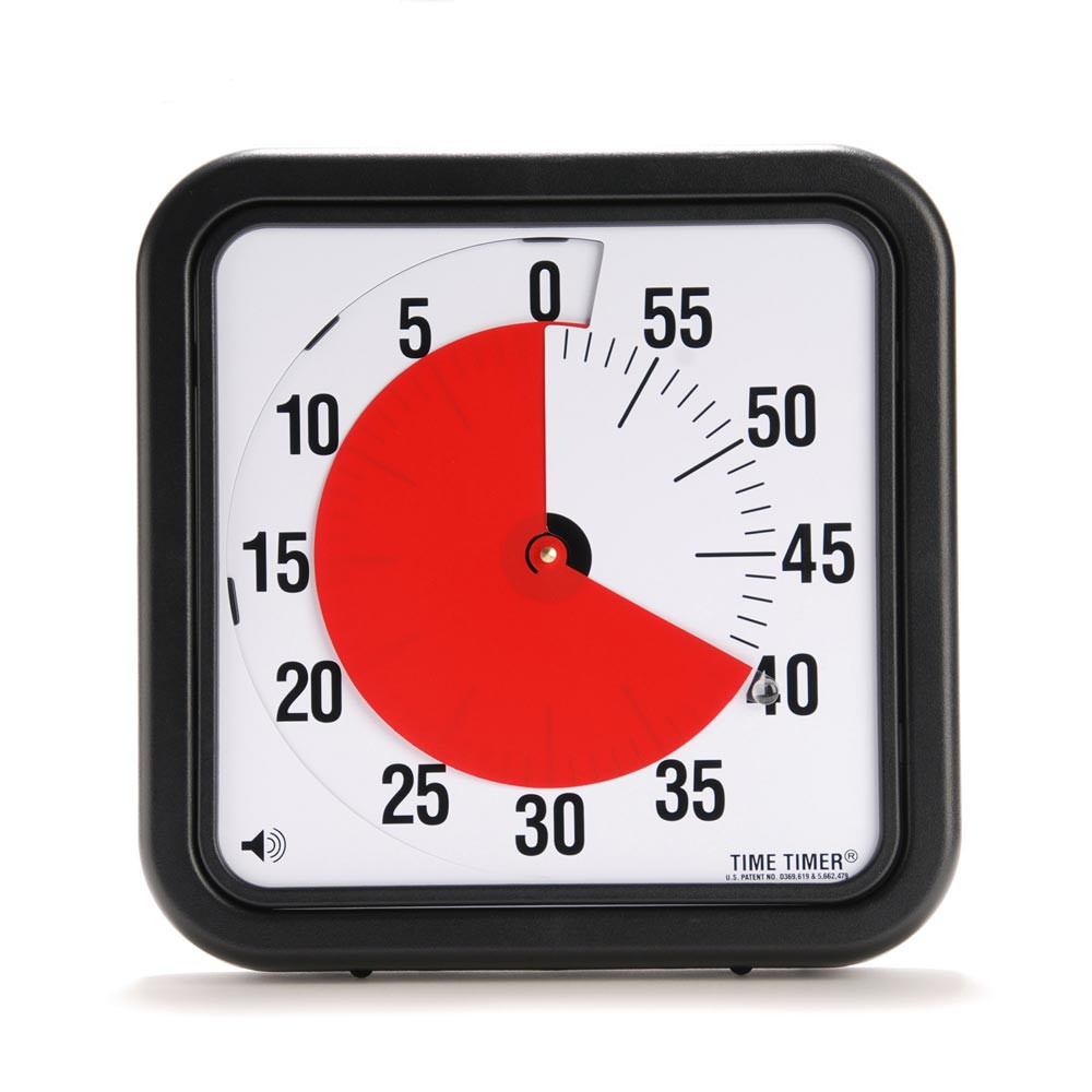 Time Timer 12In in Timers - TTMA2 - Time Timer 12In in Classroom Timers