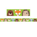CTP8384 - Woodland Friends Border No 1 in Border/trimmer