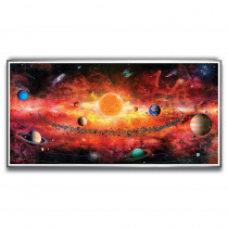ABW158A - 500 Pc Puzzle Of The Solar System in Puzzles