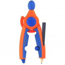 ACM14373 - Microban Kids Soft Touch Compass in Drawing Instruments
