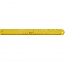 ACM15990 - Westcott 12In Magnetic Ruler in Rulers