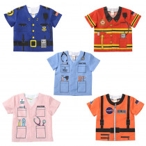 AEA1CGC - My 1St Career Gear Toddler 5Pc Tops in Pretend & Play