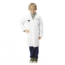 AEALDR68 - Dr. Lab Coat Size 6-8 in Role Play