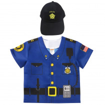 AEAMFCGB36 - My 1St Career Toddlers Pol Top Cap Gear in Pretend & Play
