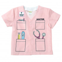 AEATDDP - My 1St Career Gear Pink Doctor Top in Pretend & Play