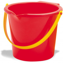 AEPDT1330 - Dantoy Colored Bucket 8H in Sand & Water