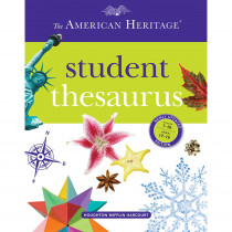 AH-9780547659169 - American Heritage Student Thesaurus in Reference Books