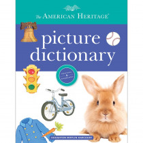 AH-9781328787378 - American Heritage Pict Dictionary in Reference Books