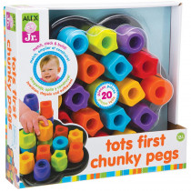 ALE1953 - Tots First Chunky Pegs in Pegs