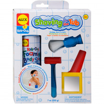ALE615WN - Shaving In The Tub in Sand & Water